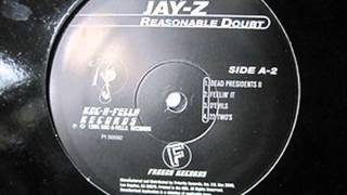 Jay-Z - 44 4's (22 2's Homage) No DJ, No Tags