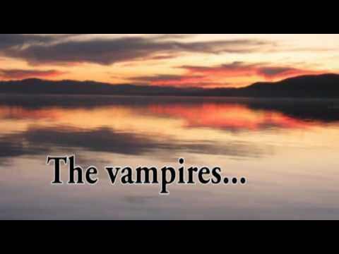 This. a vampire cure for forever