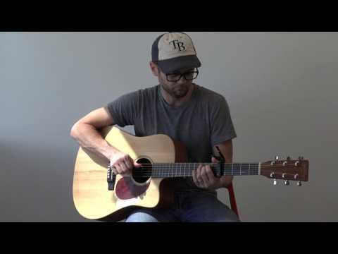 Josh Kaufman - Hallelujah (solo acoustic)