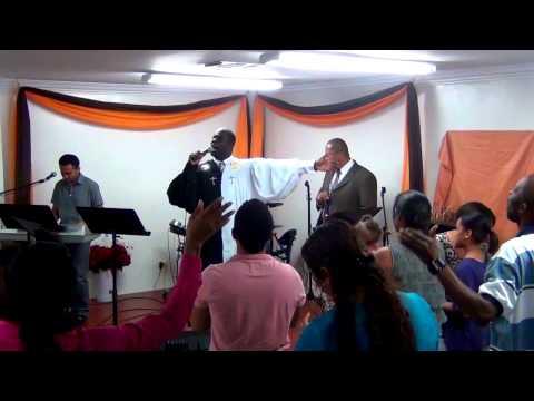 R A. McKenzie. First Bilingual Church Grand Cayman Islands