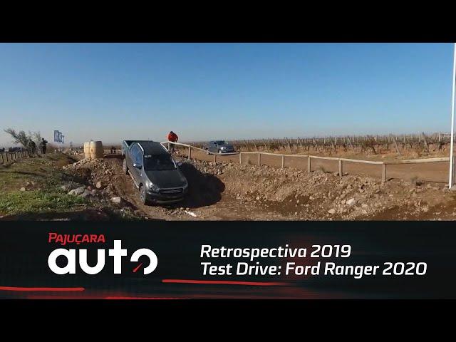 Retrospectiva 2019: Ford Ranger 2020 Limited Diesel