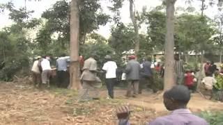 Kakamega Body Exhumed