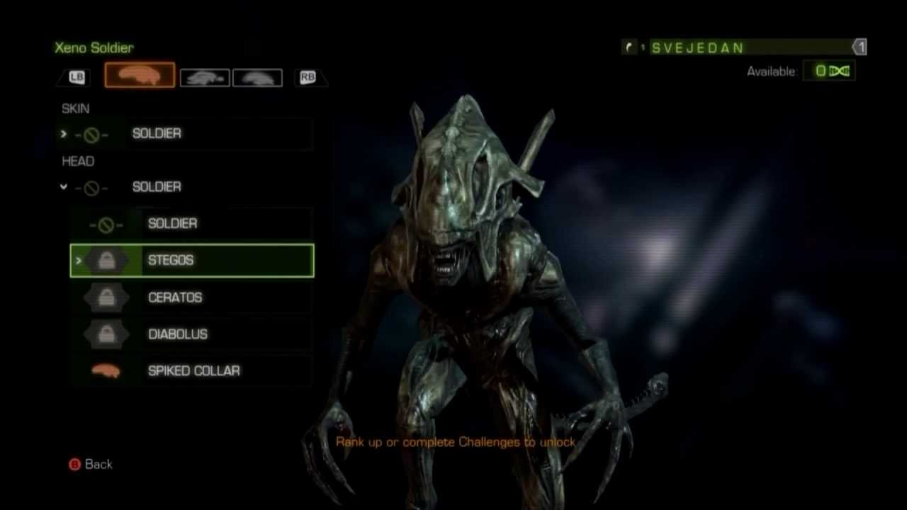 Pictures of Aliens Colonial Marines Xenomorph Types - #rock-cafe