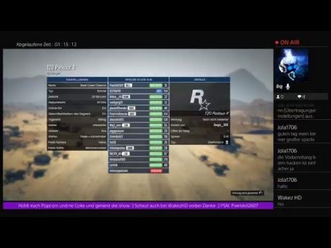 GTA5 Online wird gezockt schaut auch bei WakezHD vorbei