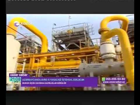 24th Caspian International Oil & Gas Azerbaijan Conference Xezer