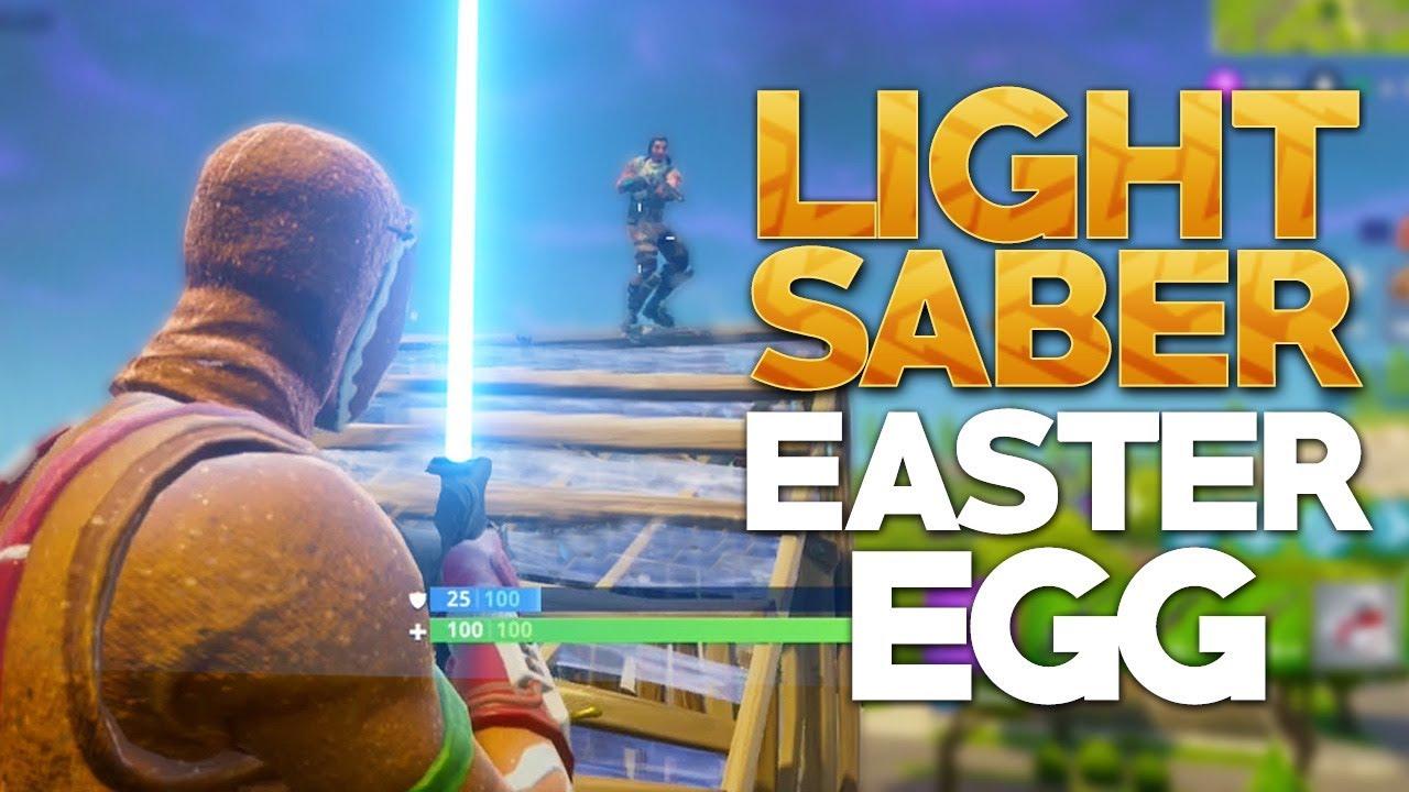 Light Saber Battle Fortnite Battle Royale Light Saber