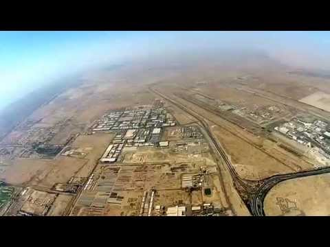 DJI Phantom 2 Vision Very High Altitude 1600m