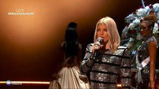 Fergie - A Little Work (Live in Miss Universe 2017) HD
