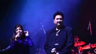 Download Kumar Sanu Alka Yagnik Concert - Chura ke Dil Mera MP3 song and Music Video