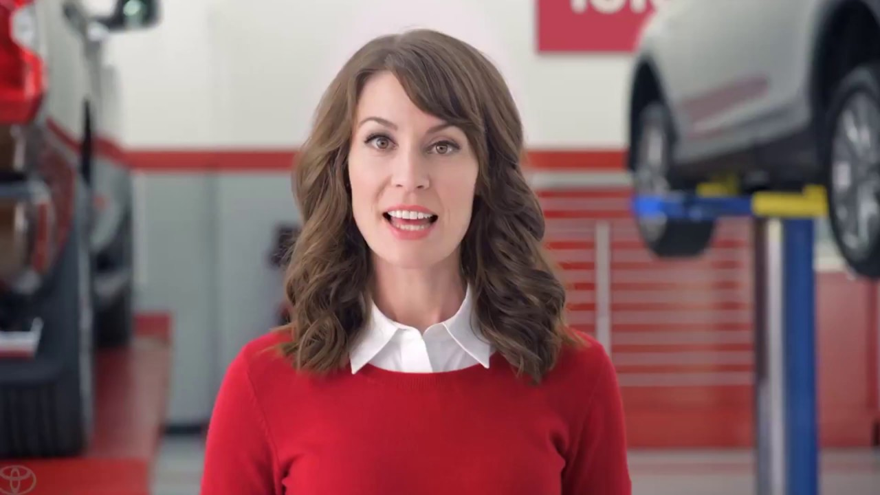 Toyota Jan 101 Learn More About From The Commercials