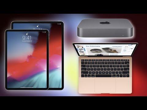 New iPad Pros! New MacBook Air! & New Mac Mini! Mp3