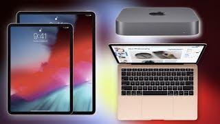 New iPad Pros! New MacBook Air! & New Mac Mini!