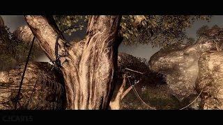 Aliens vs. Predator (2010 video game) - Alien Gameplay 4