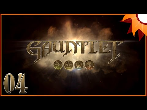 Gauntlet Co-op with Friends - Episode 4 ...The Mummy King...