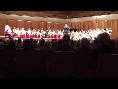 "GMO Scandinavia, ""Holiday For Strings"" Berwaldhallen 2019 05 26, Glenn Miller, Army Air Force Band"