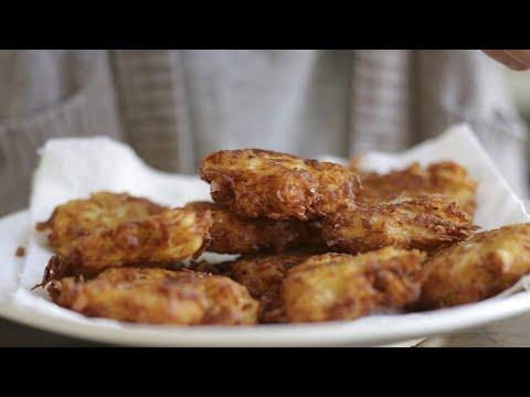How to Make Perfect Potato Latkes