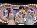 [ENG] JINJIDO moments MC Inkigayo (July-August) Jisoo Jinyoung Doyoung GOT7 Blackpink NCT127 (진지도)