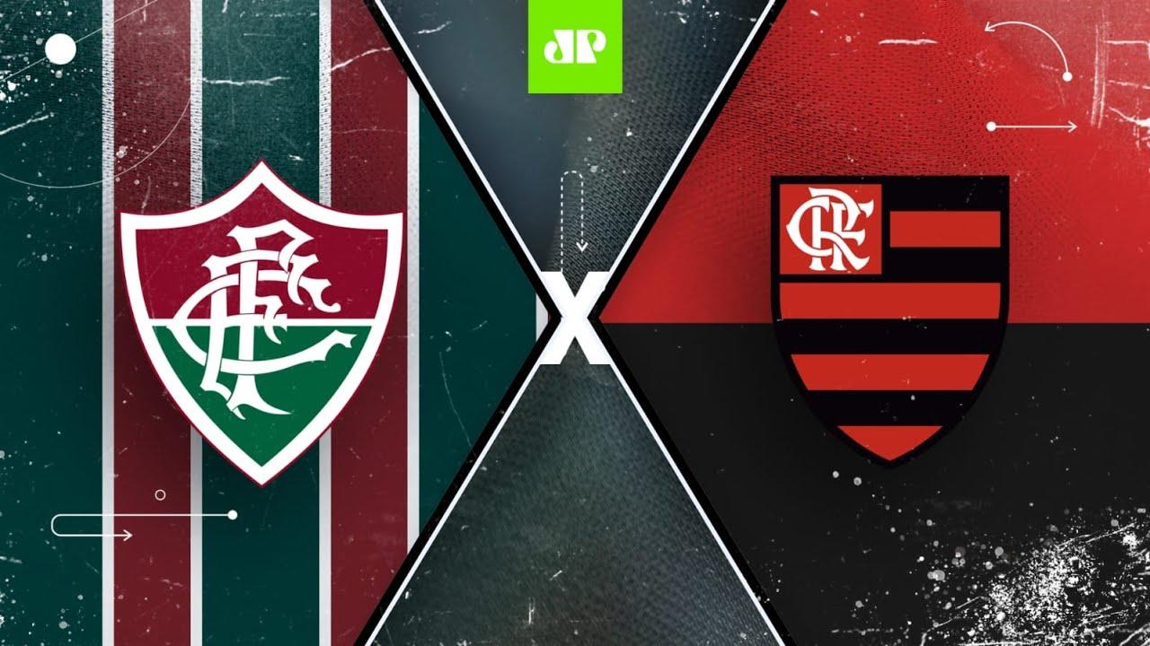 Download Fluminense 3 x 1 Flamengo - 23/10/2021 - Campeonato Brasileiro