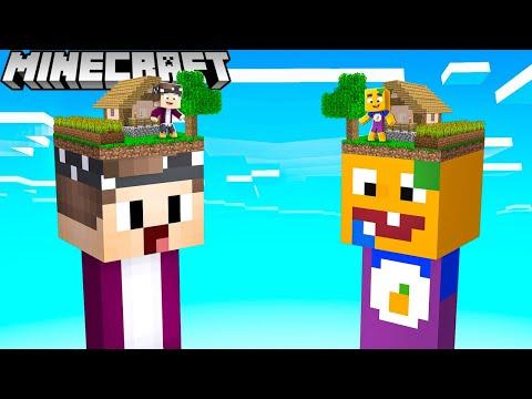 CENTEX INSEL vs. VITAMINE INSEL in Minecraft!