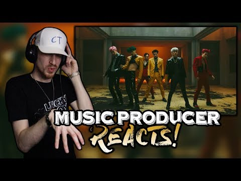 Music Producer Reacts to EXO  'Obsession' MV
