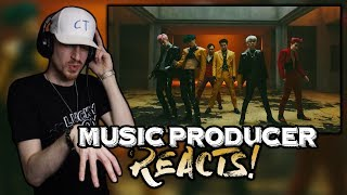Gambar cover Music Producer Reacts to EXO 엑소 'Obsession' MV