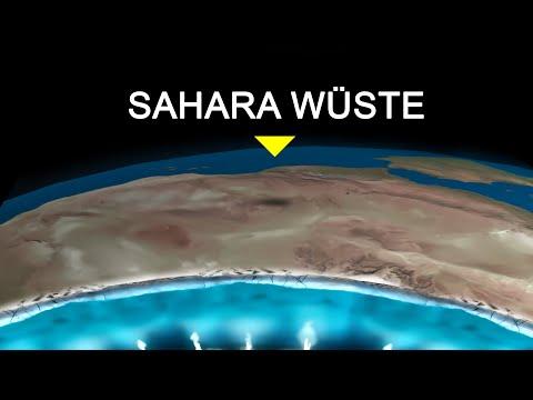 Was Ist Unter Dem Sand Der Sahara Versteckt? Teil 2