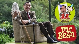 Mr. Bean | 25th Anniversary | Birthday Celebration | Mr. Bean Official