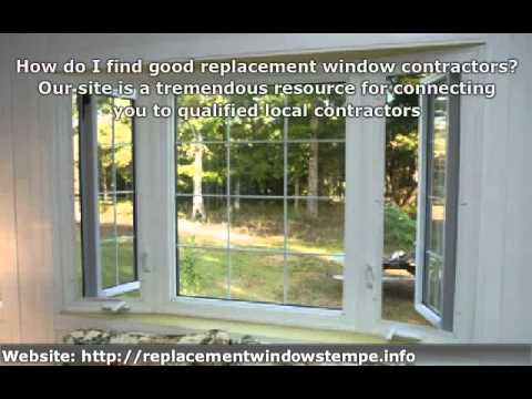 Replacement Windows 480-208-4501 Vinyl Tempe AZ