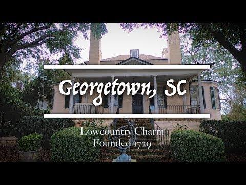 First Stop! Georgetown, South Carolina