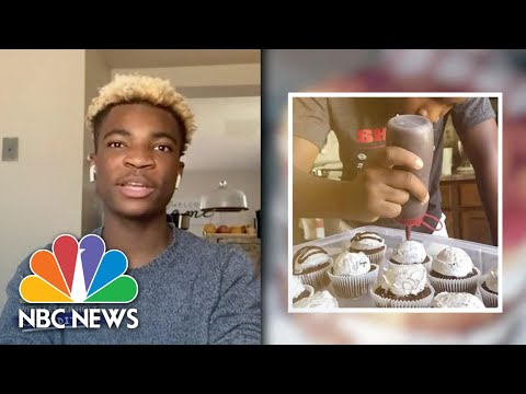 Teenager Delivers Snack Packs To Families In Need This Holiday Season | Nightly News: Kids Edition