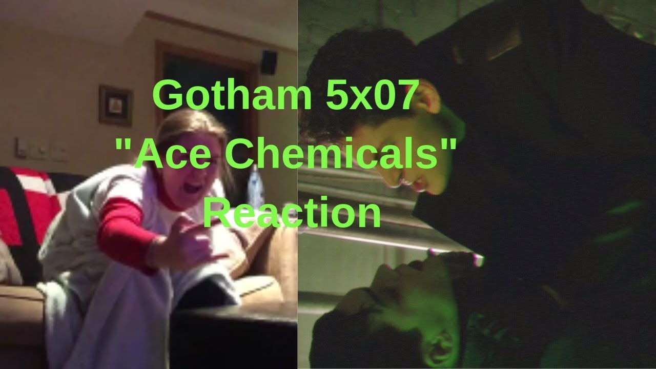 """Download Gotham 5x07 """"Ace Chemicals"""" Reactions"""