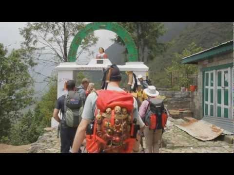 Tenzing Hillary Everest Marathon Complete