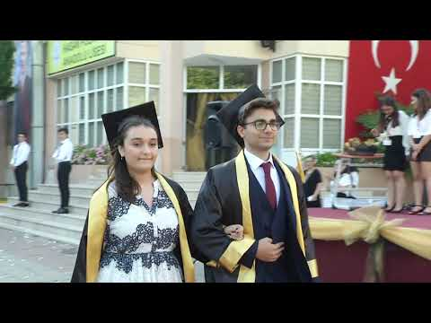 Hasan Polatkan Anadolu Lisesi 2019 Yılı Mezuniyet Töreni - 1