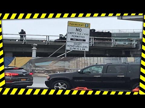 Bomb Threat Shuts Down Parts of LaGuardia Airport