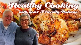 Mardis Gras In Your Kitchen .::. Healthy Cooking With Your Friendly Italians #26