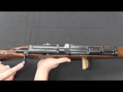 Mauser's Gewehr 41(M) Semiauto Rifle