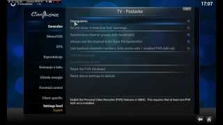 Repeat youtube video XBMC tutorial Live TV/ Kako gledati TV uzivo