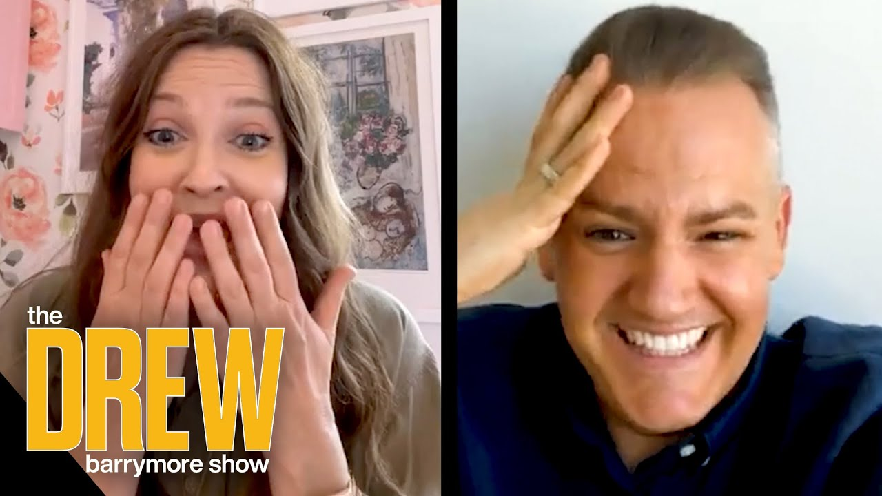 Drew and Ross Mathews React to The Drew Barrymore Show Emmy Nominations