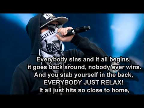 Hollywood Undead - Knife Called Lust Lyrics FULL HD
