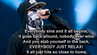 hollywood undead knife called lust lyrics full hd
