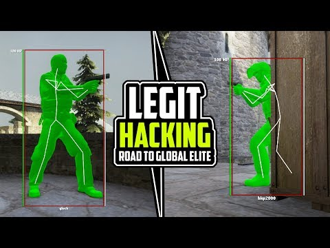 CS:GO | Legit Hacking - Road To Global Elite (Episode 4) //30+ Kills Game ... #70KSoon