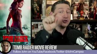 Tomb Raider Movie Review (2018)
