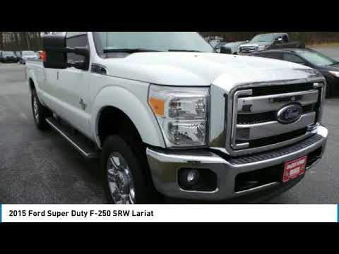 2015 Ford Super Duty F-250 SRW AT51518