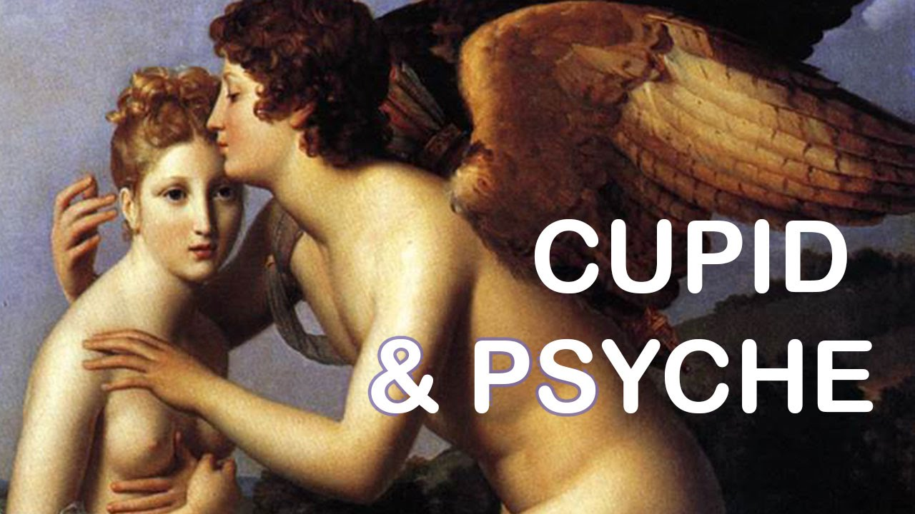 cupid and psyche love story valentine s day littlearttalks youtube