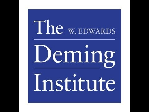 Dr. Deming - The 5 Deadly Diseases 1984