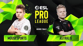 CS:GO - Astralis vs. mousesports [Overpass] Map 2 - Semifinals - ESL Pro League Season 10 Finals