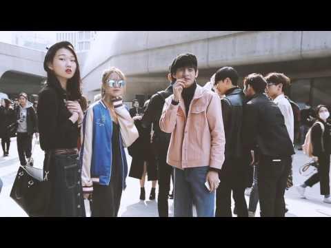 ► YOOX.COM meets Fashion Blogger UZINE during SEOUL FASHION WEEK - 동영상