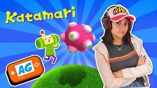 El Juego MÁS RARO del Mundo KATAMARI DAMACY REROLL en Español - Nintendo Switch