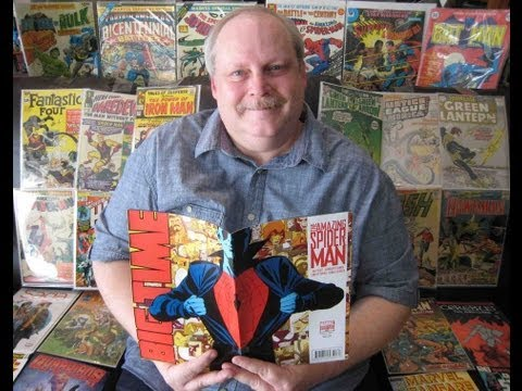 The World's Largest Collection of Comic Books- with Bob Bretall (News Edit)