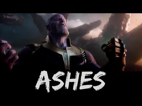 The Avengers - Ashes by Celine Dion (Infinity War Spoilers)